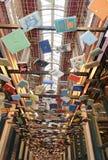 leadenhall伦敦市场 库存图片