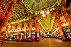 Leadenhall Market Royalty Free Stock Images