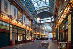 Leadenhall Market Royalty Free Stock Photography