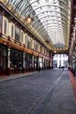 Leadenhall Market in London Stock Photos