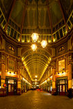 Leadenhall Market Royalty Free Stock Photo