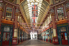 Leadenhall Market Royalty Free Stock Photos