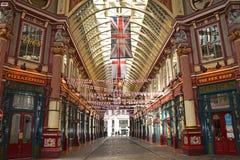 Leadenhall Market Royalty Free Stock Photos