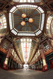 Leadenhall Market Stock Photography