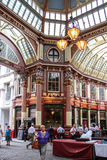 Leadenhall Market, London Stock Image