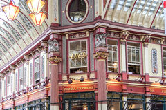 Leadenhall Market, London Stock Photography