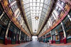 Leadenhall rynek w Londyn zdjęcia stock