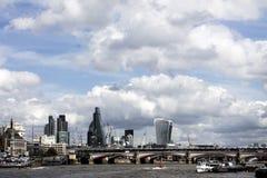 Leadenhall-Skyline 4 lizenzfreies stockfoto