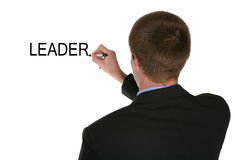 Leader Royalty Free Stock Image