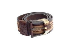 Leader belt Royalty Free Stock Photo