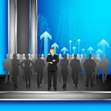 Leader in Crowd Stock Images