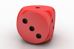 Leader Dice Stock Image