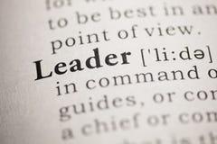 Leader Stock Photos