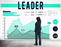 Leader Leadership Authority Chief Coach Concept Royalty Free Stock Photography