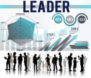 Leader Leadership Management Organization Concept Royalty Free Stock Image