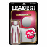 Leader Motivator Coach Manager Action Figure Stock Photography
