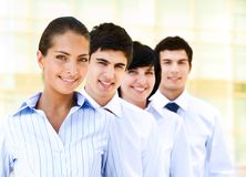 Free Leader Of Business Team Stock Photo - 14077380
