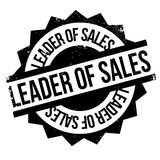Leader of sales stamp Stock Photography