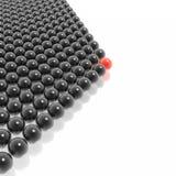 Leader sphere Stock Image