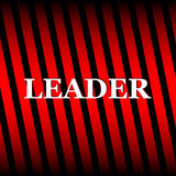 Leader symbol Stock Photography