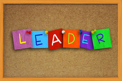 Leader Stock Photography