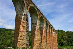Leaderfoot Viaduct Stock Image