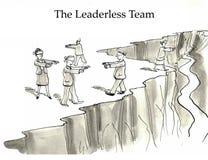 Leaderless Royaltyfria Bilder