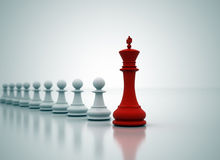 Leadership royalty free illustration