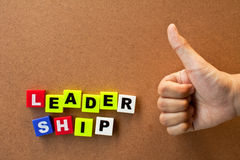 Leadership Royalty Free Stock Photography