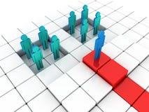 Leadership Stock Photo