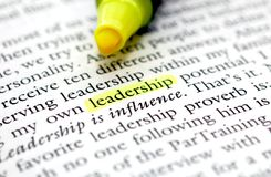 Leadership Royalty Free Stock Images