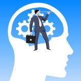 Leadership business concept stock illustration