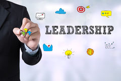 LEADERSHIP Royalty Free Stock Photo