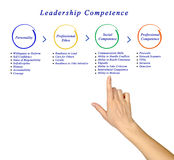 Leadership Competence Royalty Free Stock Photo