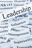 Leadership Concept Stock Photos