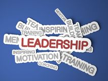 Leadership Concept. Royalty Free Stock Image