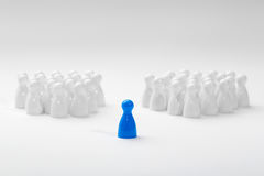 Leadership concept. Royalty Free Stock Photography
