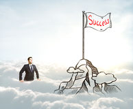 Leadership concept Royalty Free Stock Images
