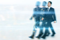 Leadership concept Royalty Free Stock Photography