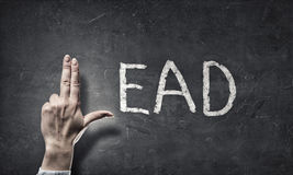 Leadership concept. Concept image Stock Photography