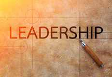 Leadership concept.jpg Royalty Free Stock Images