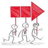 Leadership_gb Royalty Free Stock Image