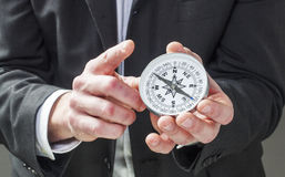 Leadership and indicator signs in business stock images