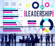 Leadership Leader Coaching Director Manage Concept Royalty Free Stock Images