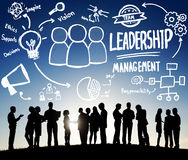 Leadership Leader Management Authority Director Concept Royalty Free Stock Photo