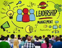 Leadership Leader Management Authority Director Concept Stock Photo