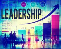 Leadership Learder Lead Management Coach Concept Royalty Free Stock Photo
