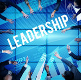 Leadership Management Responsibility Inspire Concept Stock Images
