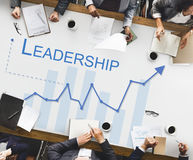 Leadership Management Skills Leader Support Concept royalty free stock photo