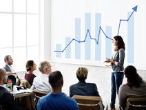 Leadership Management Skills Leader Support Concept.  stock photography